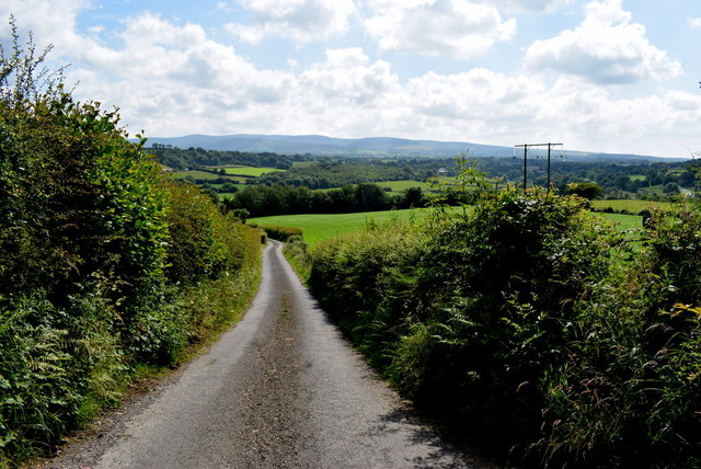 Minor road, Gortinagin
