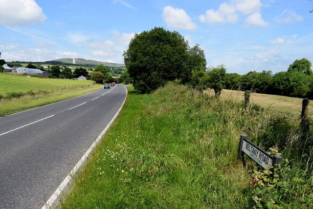 Beltany Road, Castletown