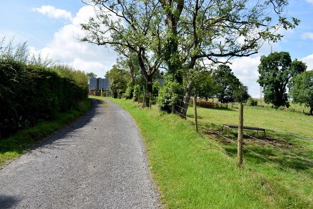Killynure Road, Castletown