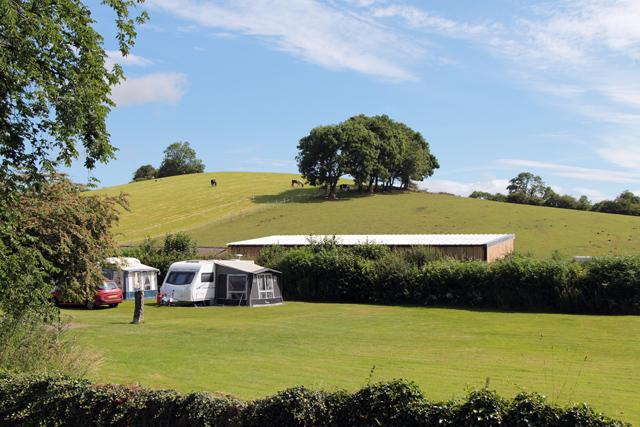 Gatelands Caravan Site, Tewitfield