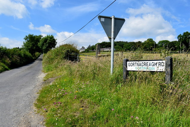 Gortnaceagh Road, Gortinagin