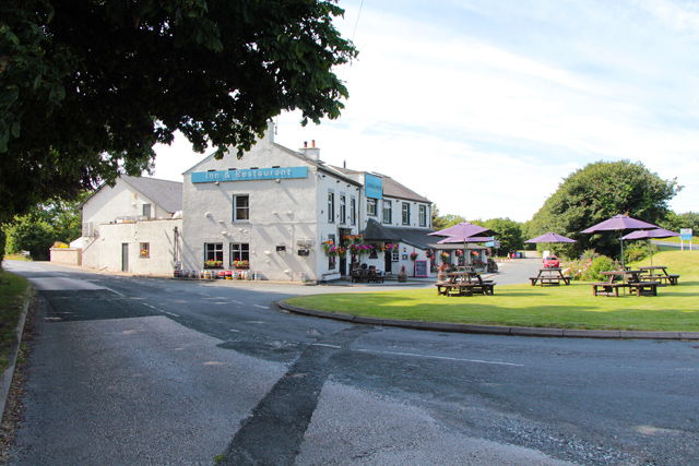 The Longlands Inn and Restaurant, Tewitfield
