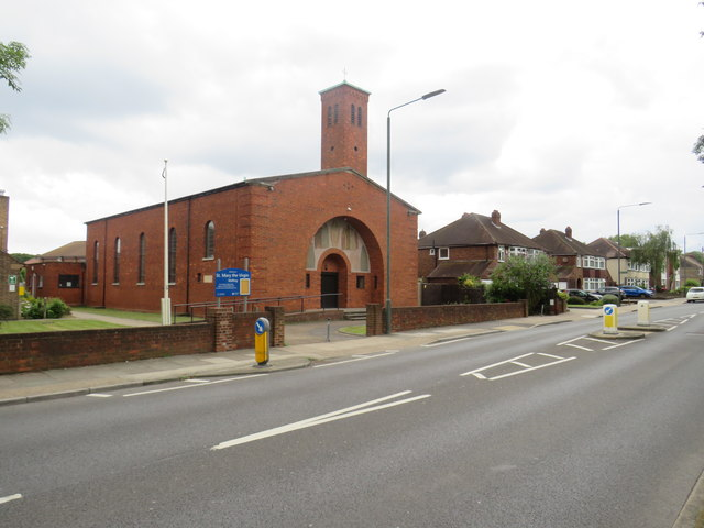 Church of St Mary the Virgin, Welling