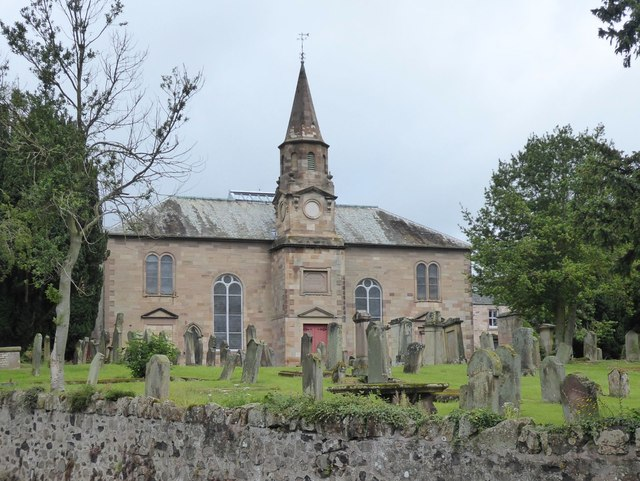 Duns Parish Church
