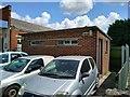 SU1787 : Disused public conveniences, Highworth Road, Stratton, Swindon (2) by Brian Robert Marshall