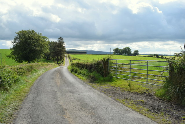 Minor road, Killinure