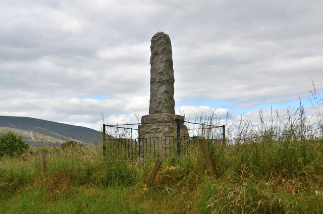 Monument to Donald Cargill, Covenanter