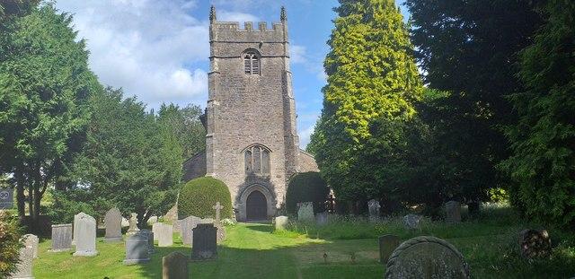 The Parish Church of St John the Baptist, Low Bentham