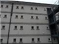 NK1244 : Peterhead Prison (former) by Peter Robinson
