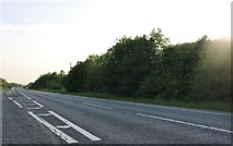 SP9974 : The A45, Raunds by David Howard