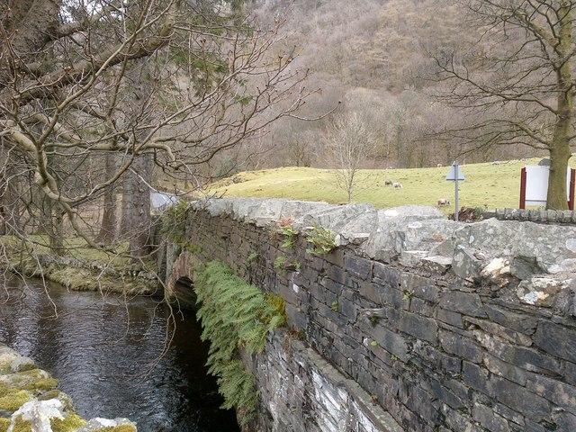 Bridge over Watendlath Beck