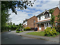 SE2040 : Houses on Parkland View, Yeadon by Stephen Craven