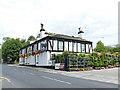 SE2040 : The Station Inn, Henshaw Lane, Yeadon by Stephen Craven