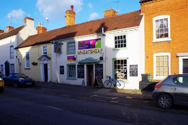 The Wheatsheaf Inn (1), 192 Henwick Road, Henwick, Worcester