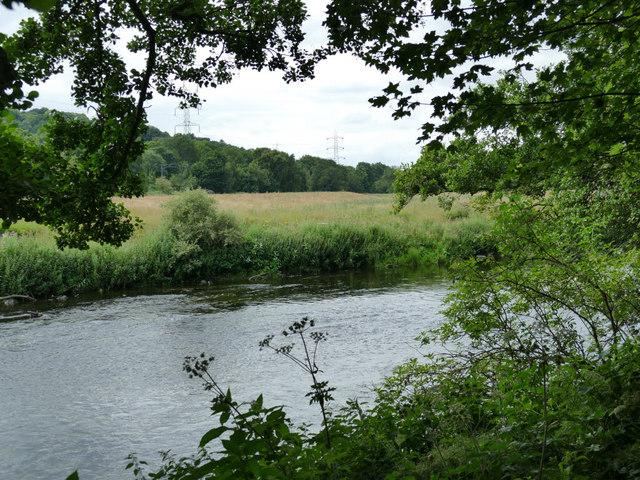 River Aire near Rawdon