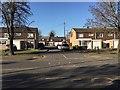 SP2965 : Ilex Court, Emscote, Warwick by Robin Stott