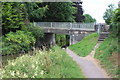 SO2414 : Church Road Bridge, Gilwern by M J Roscoe