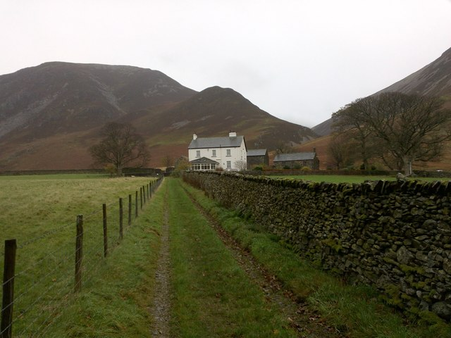 Lanthwaite Green Farm