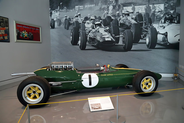 Inside the revamped Jim Clark Museum in Duns