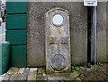 G8839 : Carved stone, Manorhamiltom by Kenneth  Allen