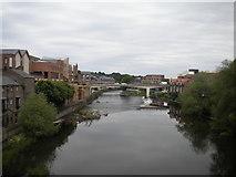 NZ2742 : Weir on the Wear, Durham by Richard Vince