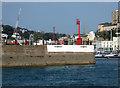 SX9163 : Torquay Harbour entrance by Chris Allen
