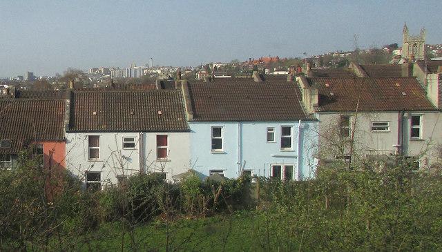 Terrace, St Werburgh's