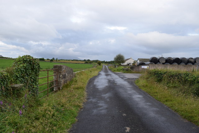 Minor road, Drumrevagh