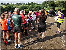 TL3012 : Panshanger Park Run 257 - Briefing for newbies by Julian Paren