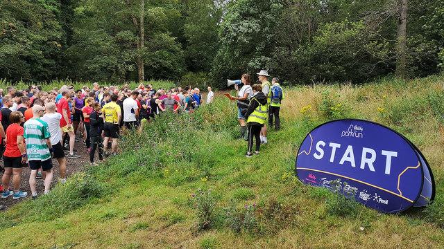 Panshanger Park Run 257 - Final briefing