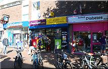 SZ6299 : High Street, Gosport (7) by Barry Shimmon