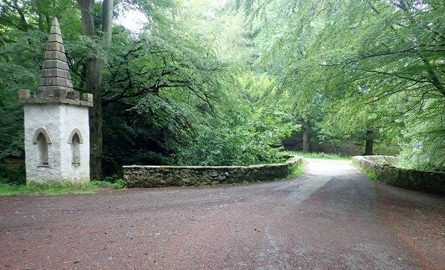 Ivy Bridge at Tollymore Park