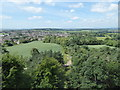 SU2995 : The view from Faringdon Folly 4: West by Vieve Forward