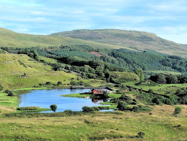 New Haylie Fishing Loch - Largs