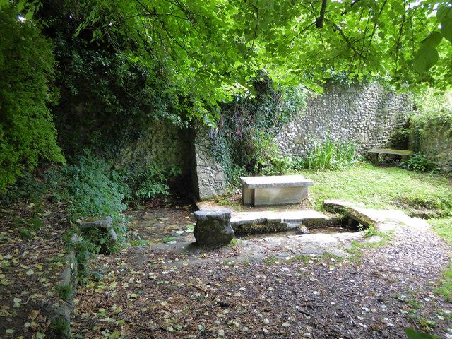 St. Austin's Well, Cerne Abbas
