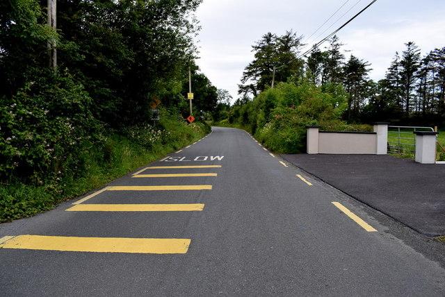 L3203 road, Clontyprockills