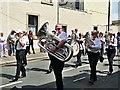 NY0336 : The Flimby Saxhorn Silver Band by Graham Hogg