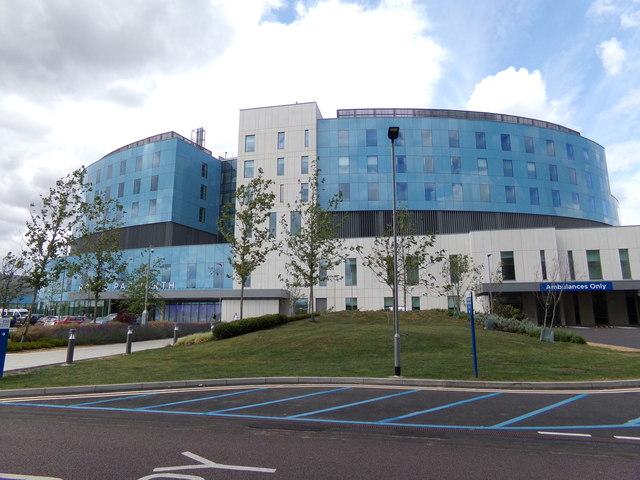 The (New) Royal Papworth Hospital, Cambridge