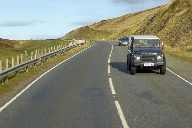 A970, Hill of Dale