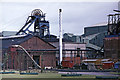 SK4989 : Thurcroft Colliery, 2nd August 1977 by S Dumpleton