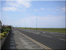 NZ3573 : The Links, Whitley Bay (1) by Richard Vince