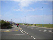 NZ3573 : The Links, Whitley Bay (2) by Richard Vince
