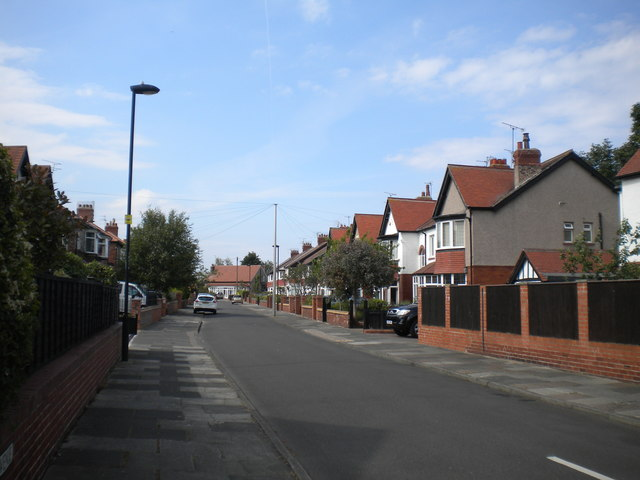 Brundon Avenue, Whitley Bay