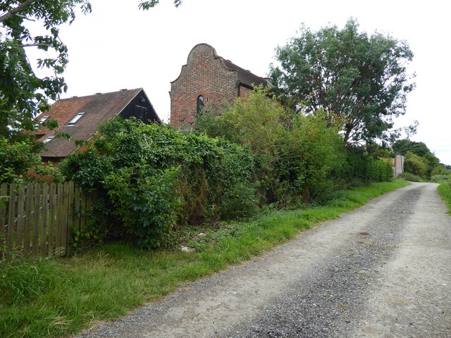 Dovecote and stable, Henwood Farm