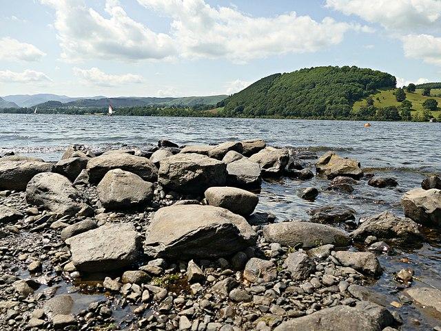 Ullswater foreshore