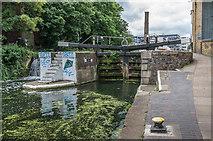 TQ3283 : Sturt's Lock by Ian Capper