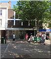 SS9512 : Barclays, Tiverton by Jaggery