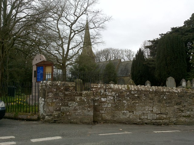 Churchyard at Rockcliffe