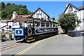 SH7782 : Number 4 tram heads up the Great Orme by Richard Hoare