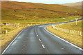 HU4253 : Northbound A970 near Catfirth by David Dixon